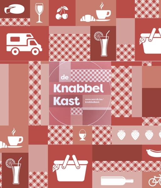 De Knabbelkast Logo